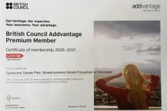 1.-Cambridge-English-Qualifications-certyfikat-udziału-w-programie-Addvantage-member-scheme
