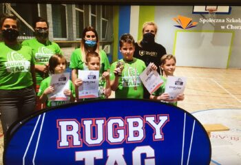 1. Rugby Tag